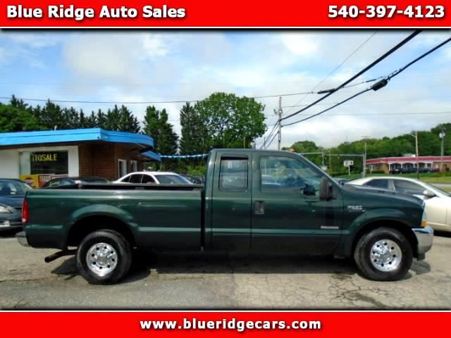 2003 Ford F-250 SD XLT SuperCab Long Bed 2WD