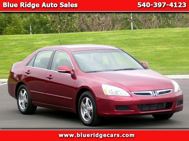 2006 Honda Accord Hybrid V6 NAVIGATION SYSTEM