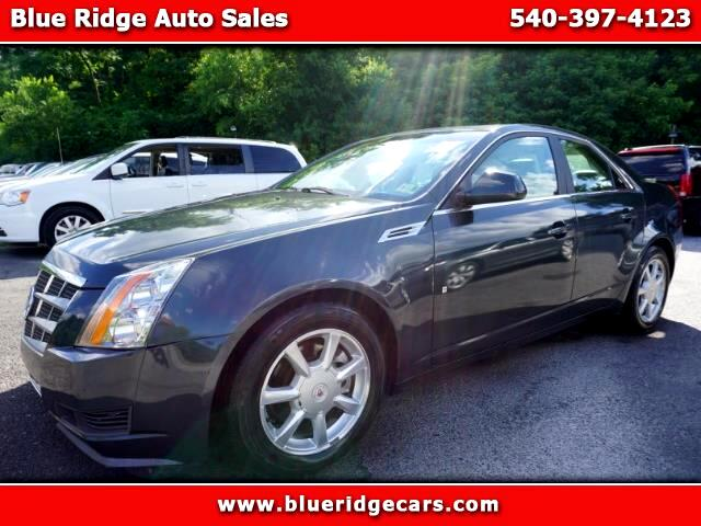 2008 Cadillac CTS 3.6L SIDI with Navigation