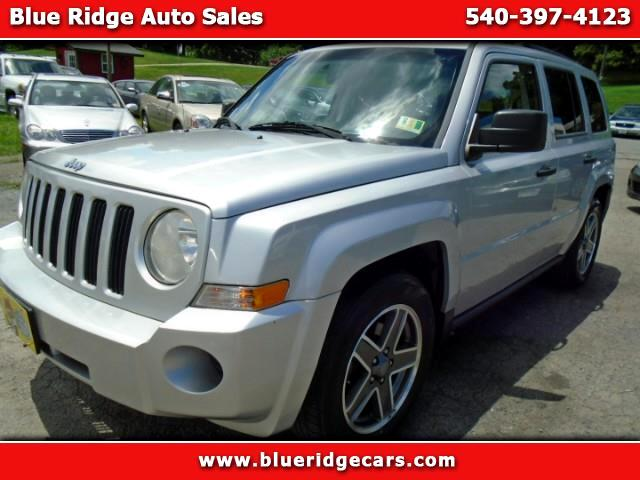 2009 Jeep Patriot FWD 4dr Sport
