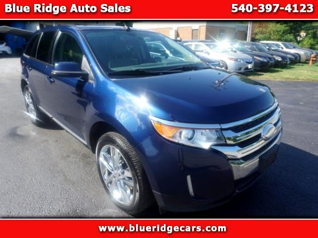 2012 Ford Edge SEL FWD