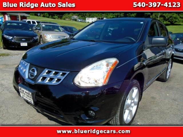 2012 Nissan Rogue S FWD Krom Edition
