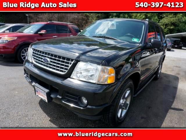 2003 Ford Explorer Limited 4.0L 4WD