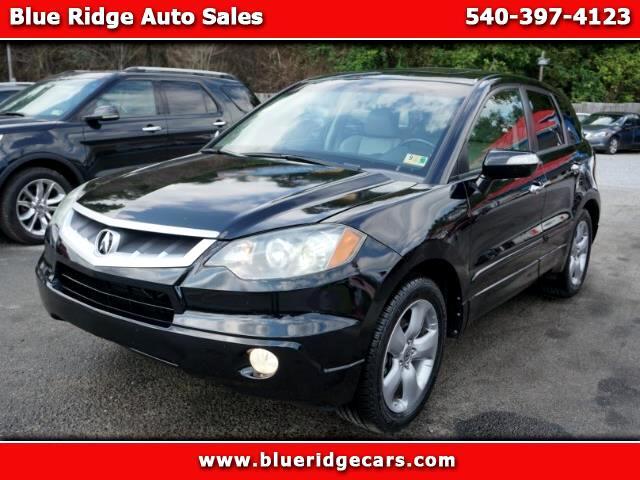 Used Acura RDX For Sale In Roanoke VA Blue Ridge Auto Sales - Used 2007 acura rdx