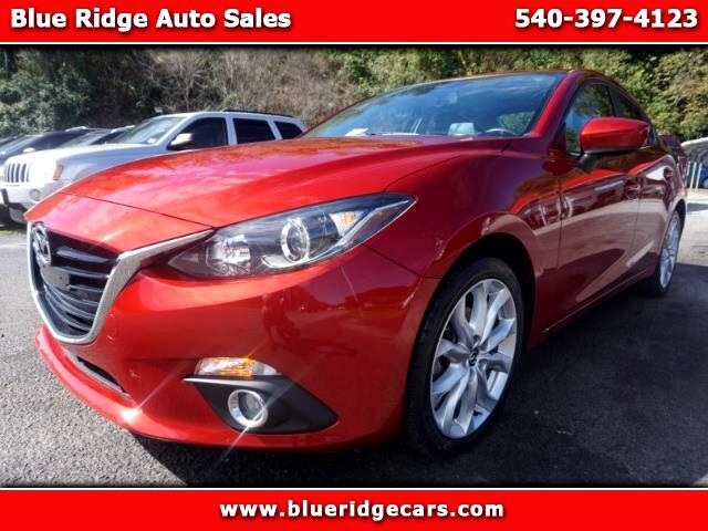 2016 Mazda MAZDA3 s Grand Touring AT 4-Door