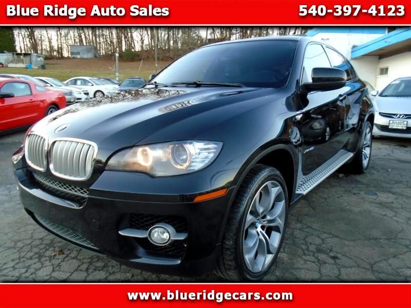 2011 BMW X6 xDirve50i M