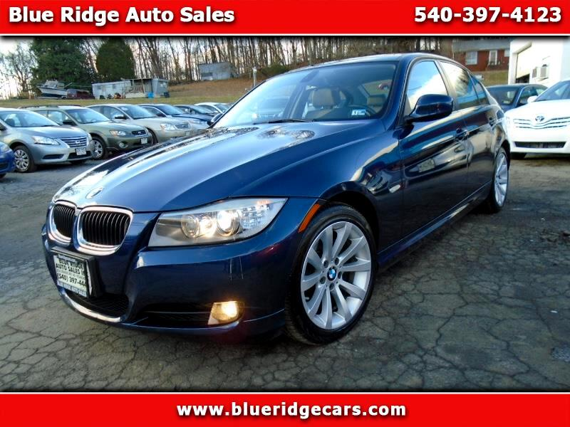 2011 BMW 3-Series xDRIVE