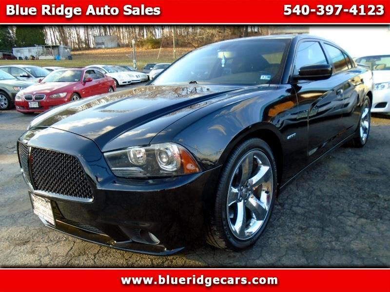 2012 Dodge Charger R/T HEMI