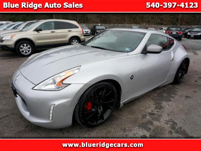 2016 Nissan 370Z 2dr Cpe Manual NISMO