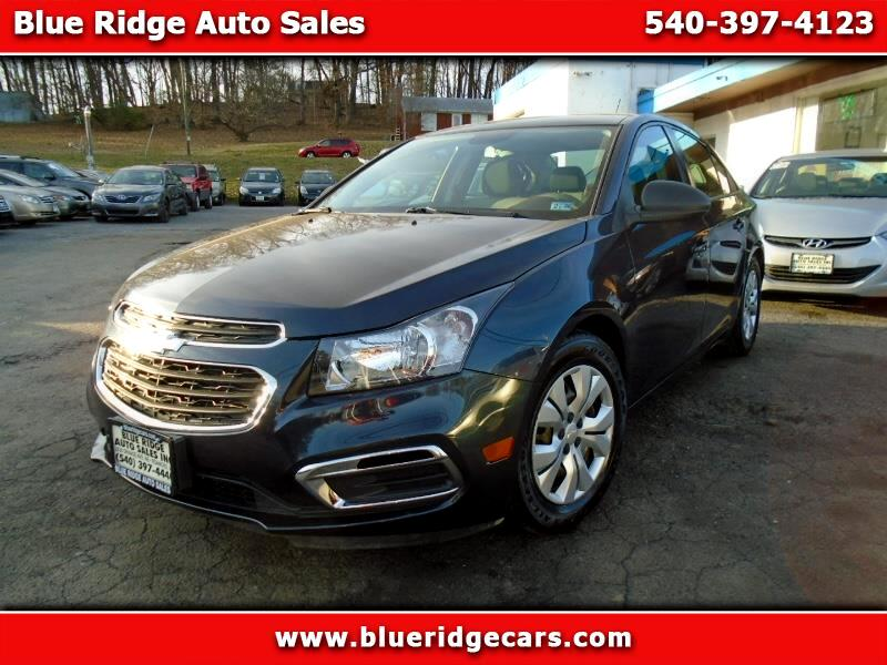 2016 Chevrolet Cruze Limited AUTOMATIC
