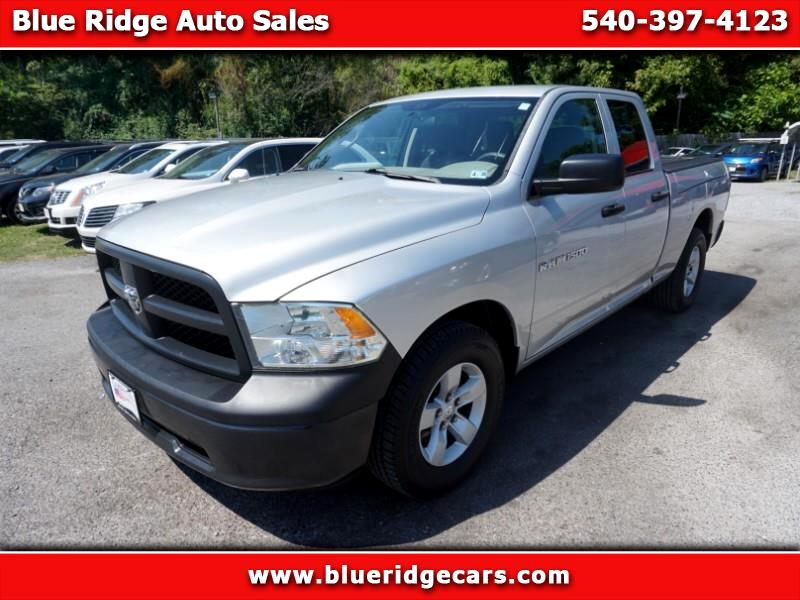 "2012 Dodge Ram 1500 2WD Reg Cab 120.5"" Sport *Ltd Avail*"