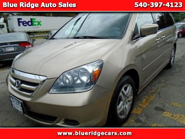 2005 Honda Odyssey EX w/ Leather