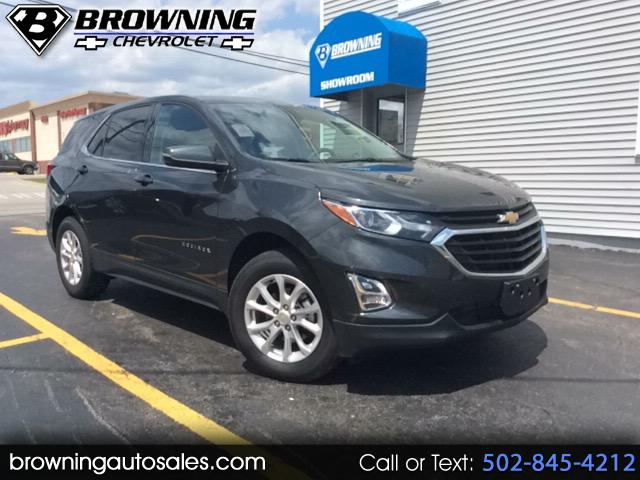 2018 Chevrolet EQUINOX LT Base