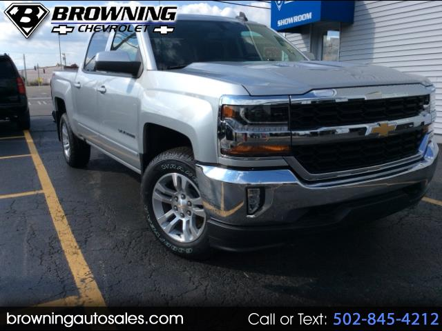 2018 Chevrolet Silverado 1500 Work Truck Short Box 4WD