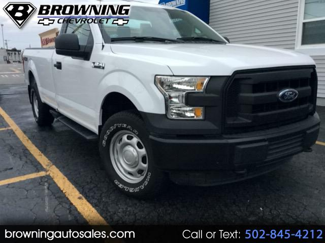 2016 Ford F-150 XLT 8-ft. Bed 4WD
