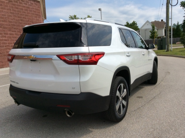 2018 Chevrolet Traverse LT Feather AWD