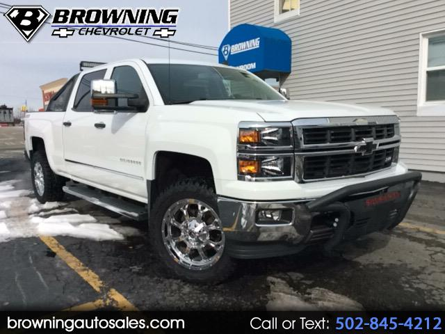2014 Chevrolet Silverado 1500 2LT Crew Cab Long Box 4WD