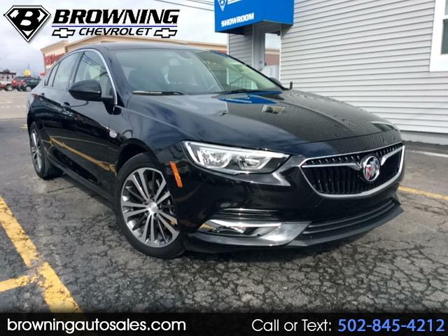 2018 Buick Regal Essence AWD
