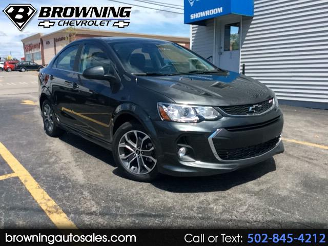 2019 Chevrolet Sonic 4dr Sdn Auto RS