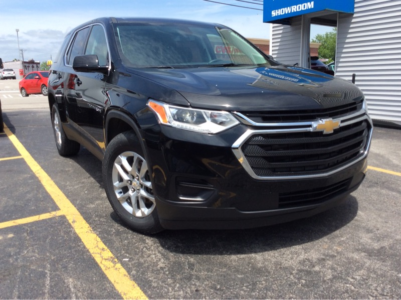2018 Chevrolet Traverse LS AWD