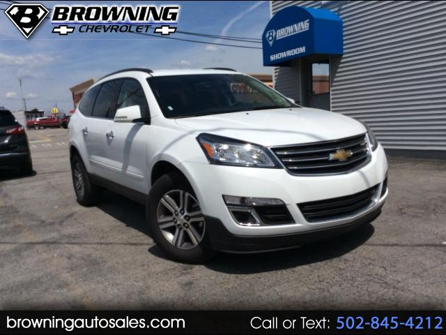 2017 Chevrolet Traverse 2LT AWD