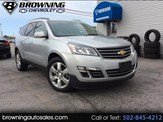2017 Chevrolet Traverse AWD 4dr LTZ