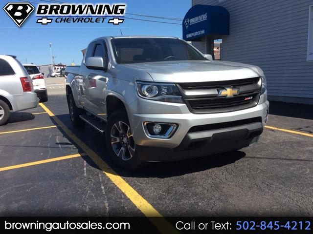 2015 Chevrolet Colorado Z71 Ext. Cab 4WD