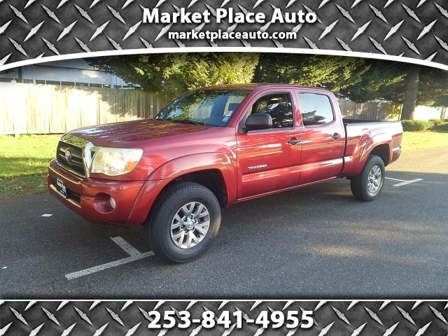 2005 Toyota Tacoma Double Cab Long Bed V6