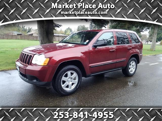 2008 Jeep Grand Cherokee 4DR Loredo