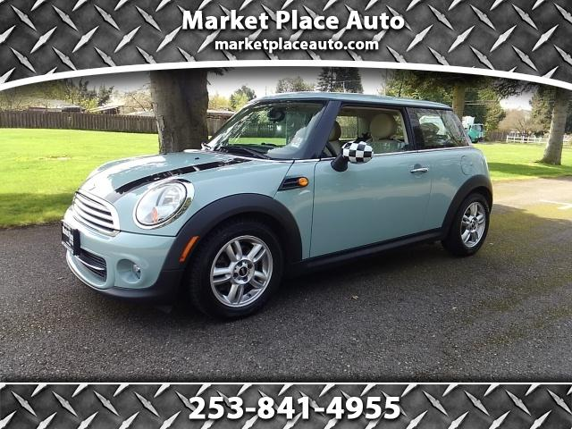2013 MINI Cooper 2DR Hatchback