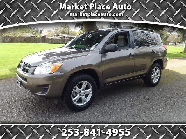 2012 Toyota RAV4 V6 4WD With 3RD Row