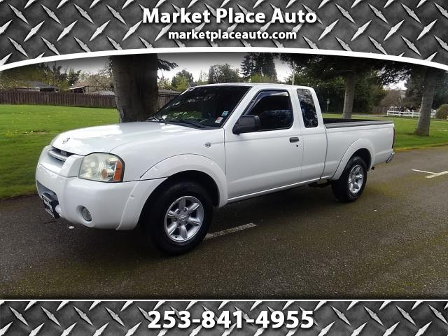 2004 Nissan Frontier XE King Cab
