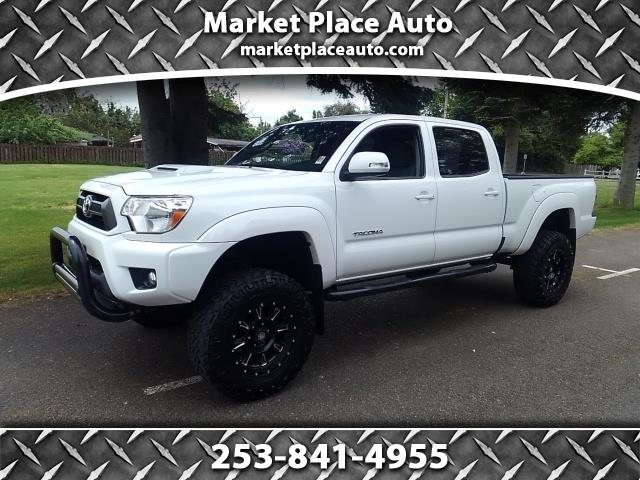 2013 Toyota Tacoma Double Cab L/B Sport 4WD