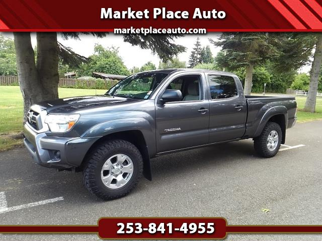 2015 Toyota Tacoma Double Cab Long Bed SR-5 4WD
