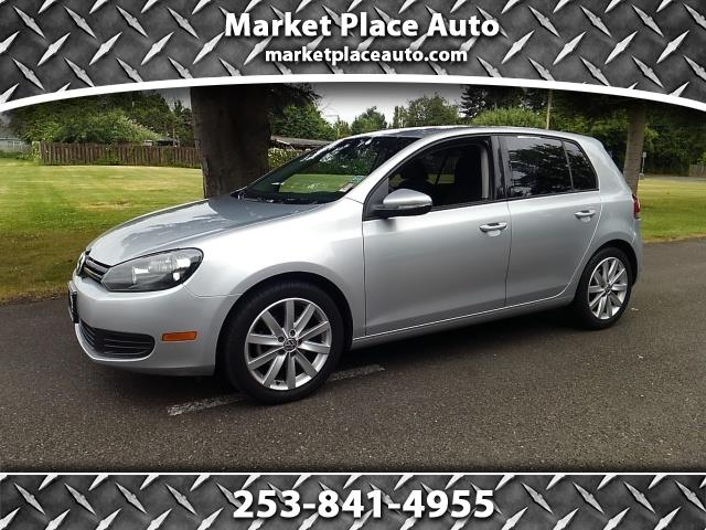 2013 Volkswagen Golf 2.5 4Door PZEV