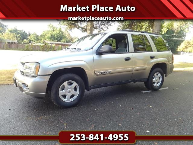 2002 Chevrolet TrailBlazer 4WD
