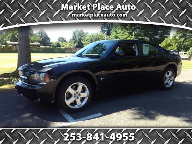 2010 Dodge Charger Rallye AWD