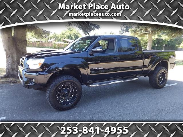 2012 Toyota Tacoma Sport Double Cab L/B 4WD