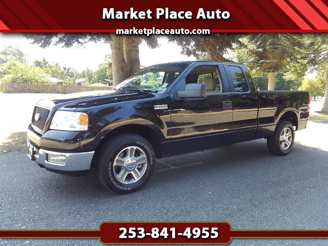 2005 Ford F-150 XLT 4DR SuperCab