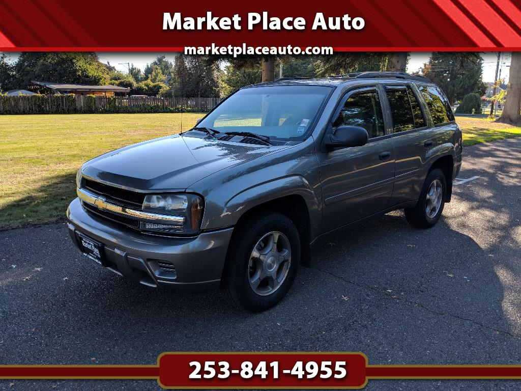 2007 Chevrolet TrailBlazer 4DR 4WD