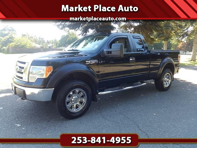 2009 Ford F-150 XLT 4DR Supercab 4WD