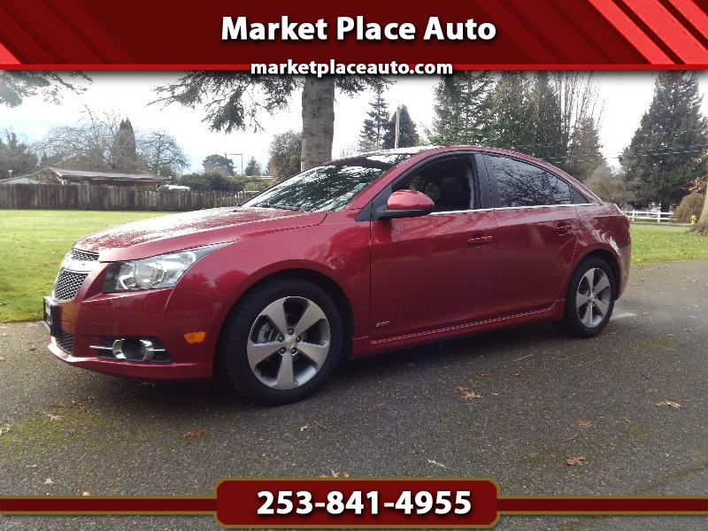 2011 Chevrolet Cruze 2LT/RS
