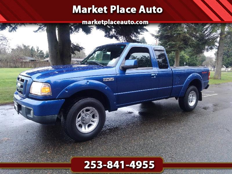 2007 Ford Ranger Sport Super-Cab 4Door