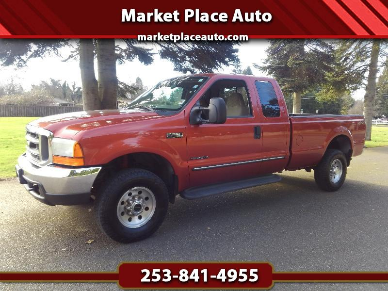 2000 Ford F-250 SD XLT S/C Long-Bed 4WD 7.3L Powerstroke Diesel