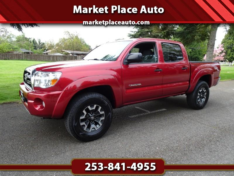 2008 Toyota Tacoma TRD Offroad Double Cab 4WD