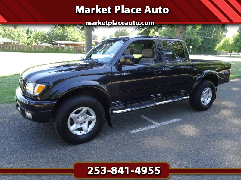 2004 Toyota Tacoma SR-5 TRD Offroad Double Cab V-6