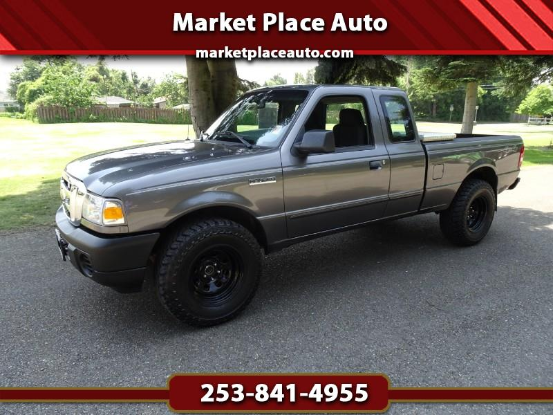 2008 Ford Ranger 2DR Supercab 4WD