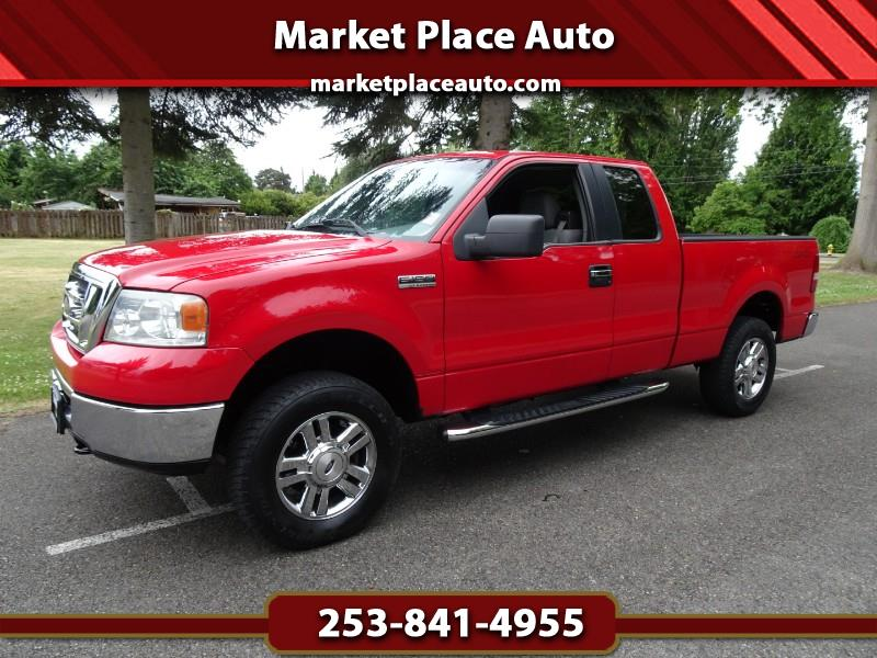 Ford F-150 XLT SuperCab 4WD 2006