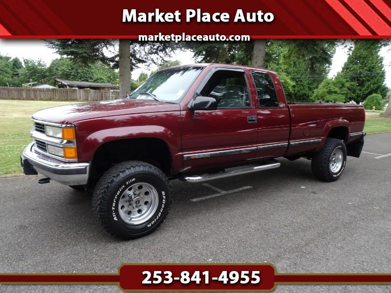 1997 Chevrolet C/K 2500 Ext Cab 8FT Bed 4WD