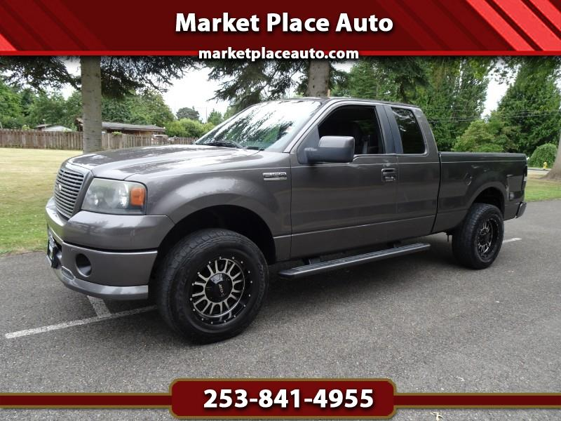 Amazing Used 2008 Ford F 150 Sport Supercab For Sale In Puyallup Wa Machost Co Dining Chair Design Ideas Machostcouk